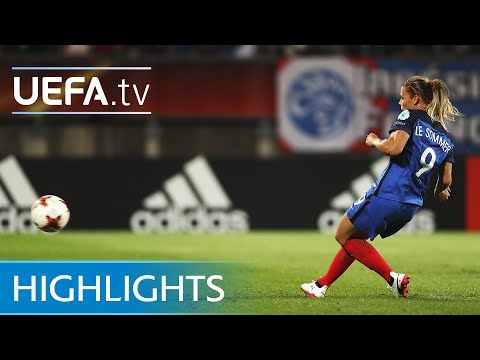 Women's EURO highlights: France 1-0 Iceland