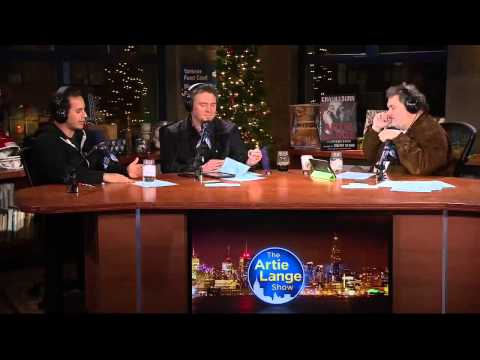 The Artie Lange Show - Casey Stern (in-studio) Part 1