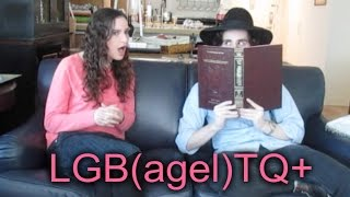If Orthodox Jews talked about bagels the way they talk about sexuality | LGB(agel)TQ+