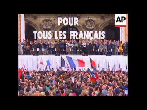 FRANCE: PARIS: NATIONAL FRONT RALLY
