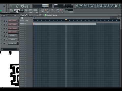 D12 - Ain't Nuttin' But Music (remake instrumental FL STUDIO)