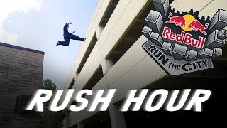 Rush Hour - RED BULL RUN THE CITY - Rilla Hops