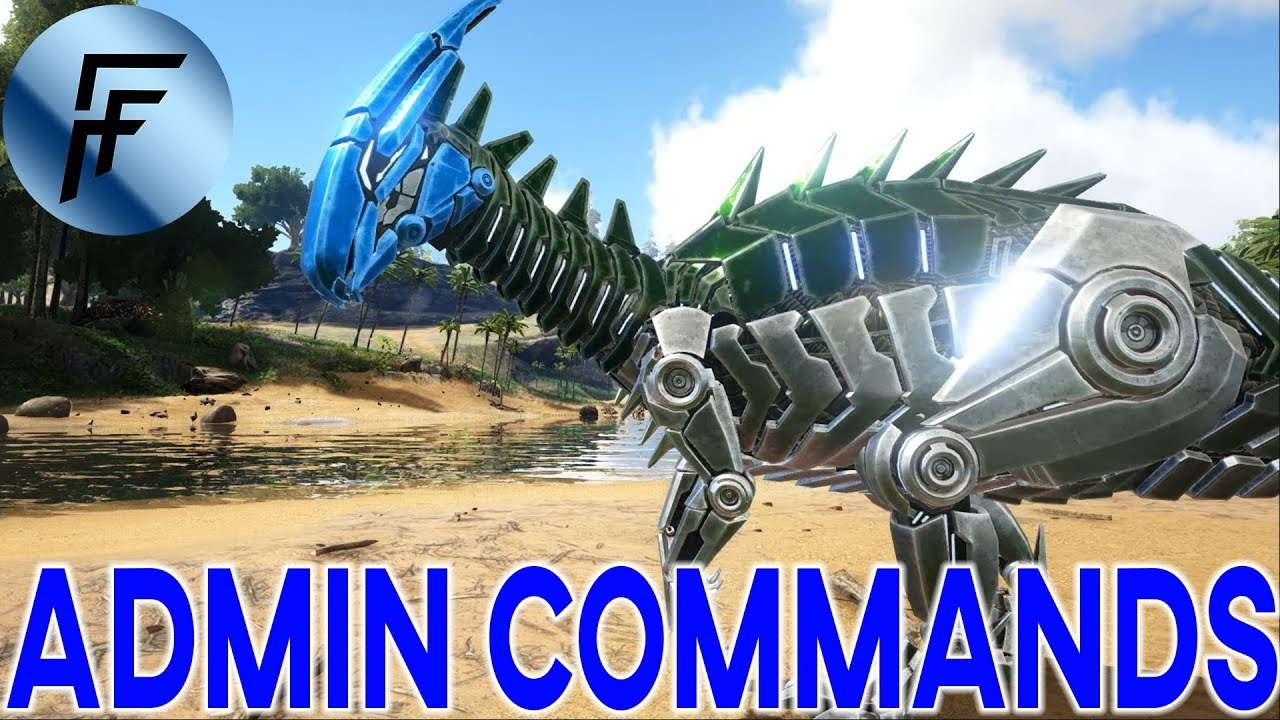 All Tek Commands Ark