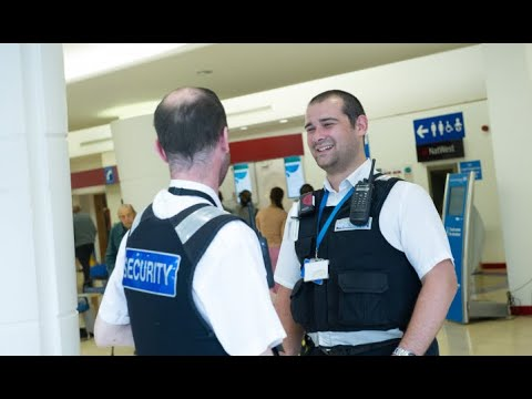 Hospital Security Guard Training Including Duties And Responsibilities