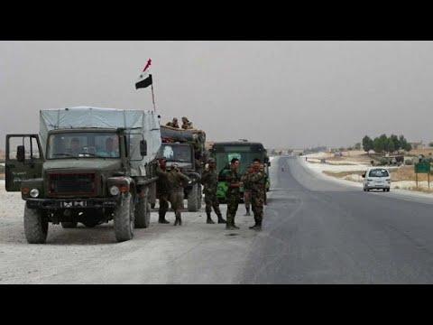 الأسد يتعهد بمواجهة الهجوم التركي -بكل الوسائل المشروعة-…  - نشر قبل 3 ساعة