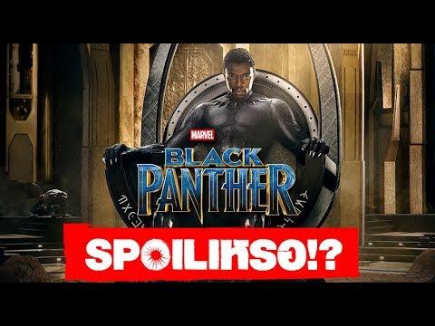 "Black Panther ""แบล็ค แพนเทอร์"" สำนึกรักบ้านเกิด"