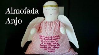Travesseiro anjo por Rosamutuca