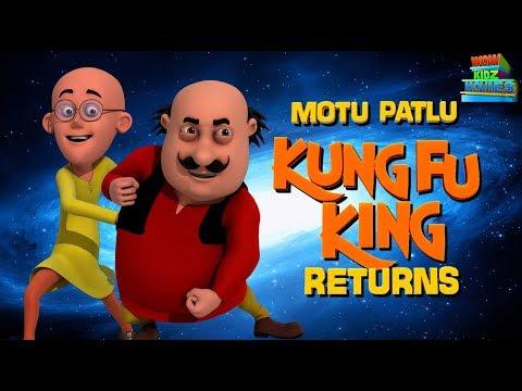 motu-patlu-kung-fu-returns---full-movie- -animated-movie-for-kids-in-hindi- -wow-kidz-movies