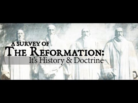 The Story of Calvinism - Phil Johnson