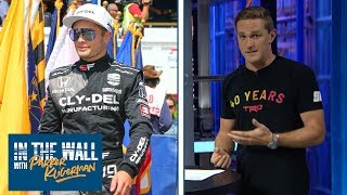 IndyCar 2020 schedule, new F1 teams, Santino Ferrucci joins | In the Wall Ep. 5 | Motorsports on NBC
