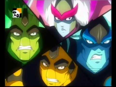 Gormiti   The Neorganic Evolution   Temporada 3