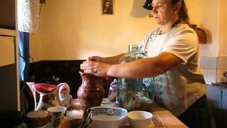 Хлебный квас - напиток славян.