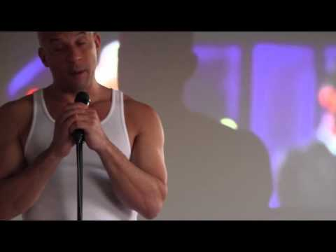 """Vin Diesel Sings You """"My Heart Is Open"""" for Valentine's Day 