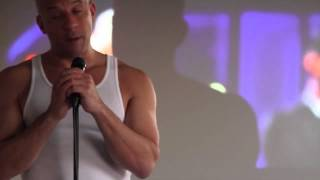 "Vin Diesel Sings You ""My Heart Is Open"" for Valentine"