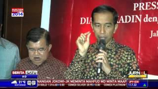 Jokowi: Pangkas Birokrasi Berbelit dan Mafia Pertambangan