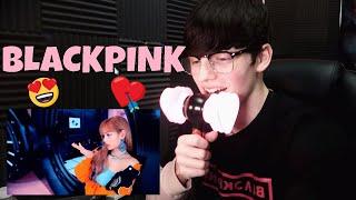 BLACKPINK - '뚜두뚜두 (DDU-DU DDU-DU)' M/V REACTION!! (LISA!! ????)