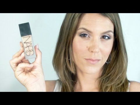 NARS All Day Luminous Weightless Foundation : REVIEW & DEMO