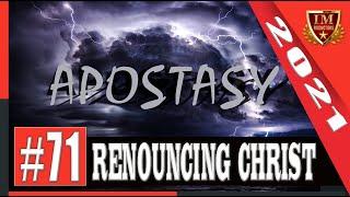 "#IM Media   #Revelation   ""The Great Apostacy."""