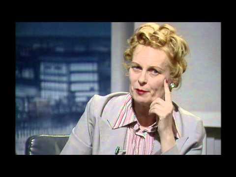 Newsnight archives (1991) - Vivienne Westwood