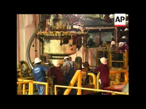 Damaged BP blowout preventer raised to surface