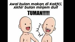 Meme tuman viral stori vidio gakak