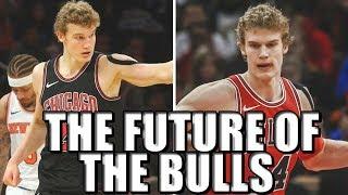 Lauri Markkanen is the Chicago Bulls Future!