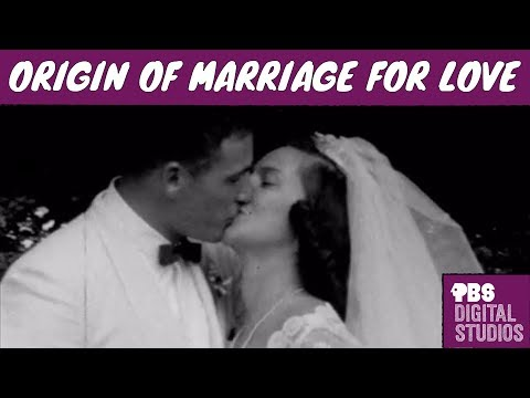 When Did Marriage Become About Love?