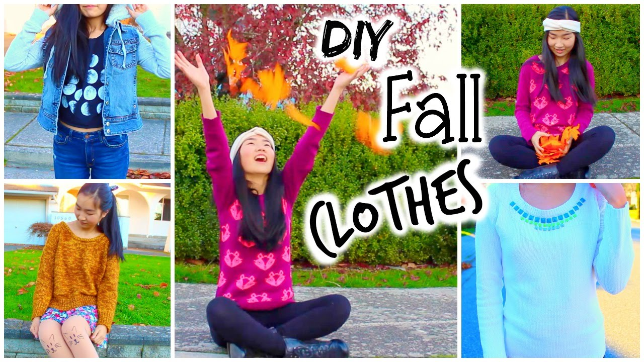 Diy brandy melville inspired shirt youtube - Diy Easy Tumblr Clothes Brandy Melville Urban Outfitters American Apparel Youtube