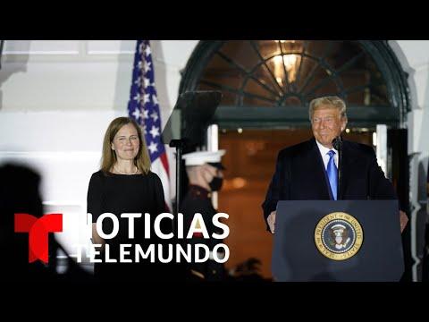Noticias Telemundo, 26 de octubre de 2020   Noticias Telemundo