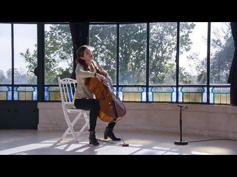 """Camille Thomas """"Jeunes Solistes Grands Destins""""  Un film de Thierry Loreau"""