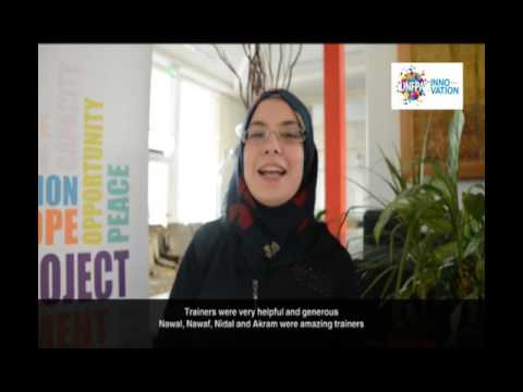 UNFPA Innovation Youth - Rasha