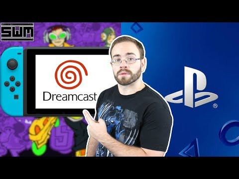 SEGA Doubles Down For Dreamcast On Nintendo Switch And PSN Name Changes |  News Wave