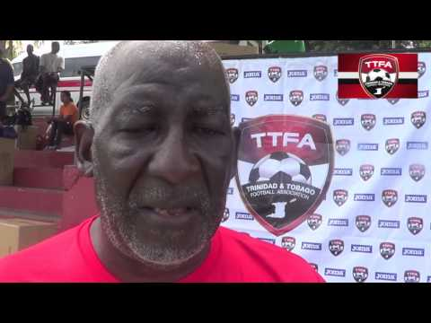 TTFA Youth Football Clinic - This Time in Manzanilla
