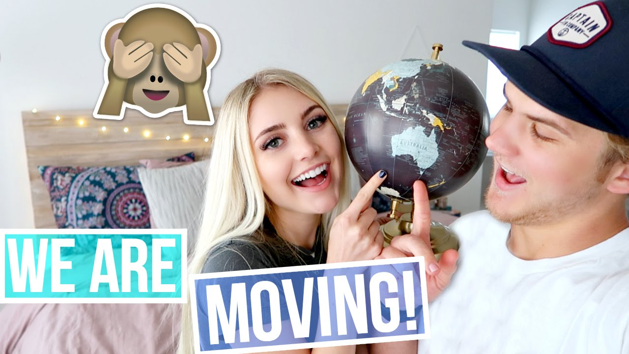 WE ARE MOVING TO ... !!!