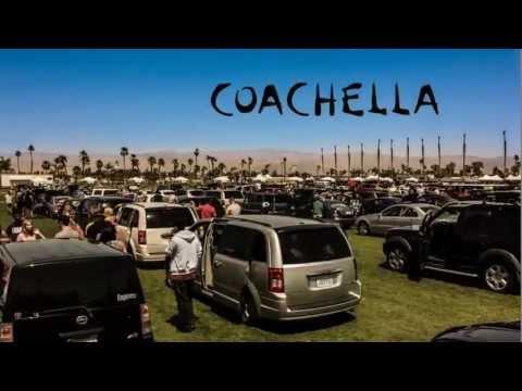 Coachella Festival Car Camping - YouTube