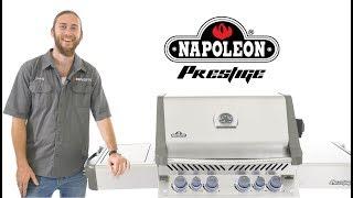 Napoleon Prestige Gas Grill Overview | BBQGuys