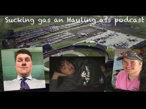Sucking Gas an Hauling A$$ Podcast Episode 2- Kohl Rickie