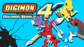 Digimon World 4 | KBash Game Reviews