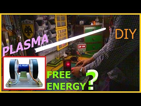 How to Make Radiant Energy Plasma Generator DIY-Circuit!