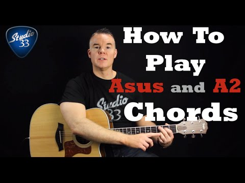 Asus Guitar Chord Choice Image - guitar chords finger placement