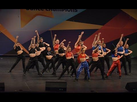 WHO RUN THE WORLD? - Mini HipHop - Dance Sensation Inc