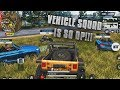 VEHICLE SQUAD TACTIC IS TOO OP IN RULES OF SURVIVAL!!