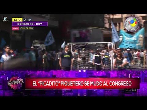 """""""Intratables"""" con Santiago del Moro (Parte 1 HD) - 05/12/17"""