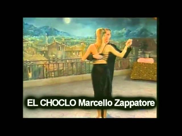 MARCELLO ZAPPATORE - El Choclo (shred version)