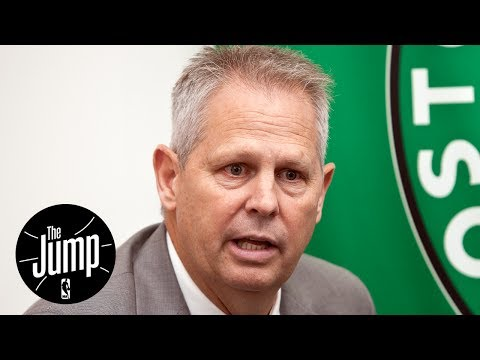 Fair To Criticize Danny Ainge For Hoarding Picks? | The Jump | ESPN