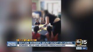 Valley daycare worker