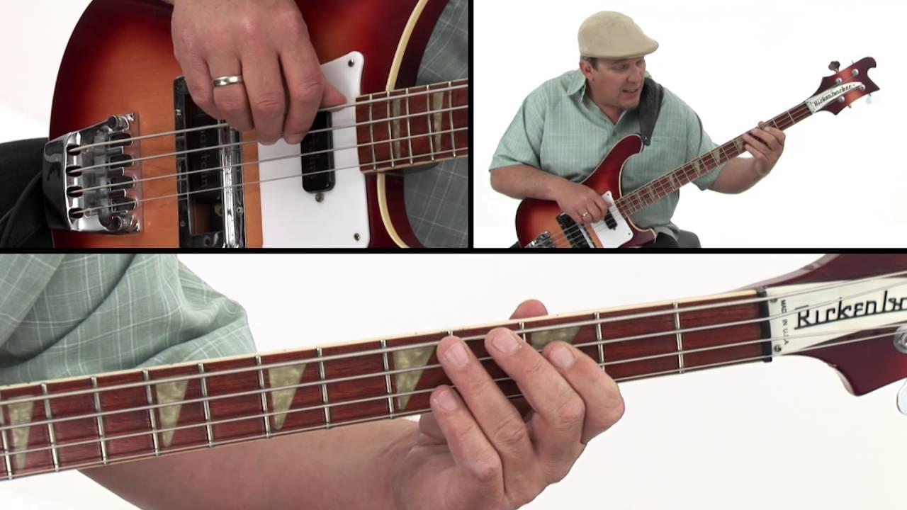 Download 30 Beginner Bass Grooves - Reggae - Andy Irvine