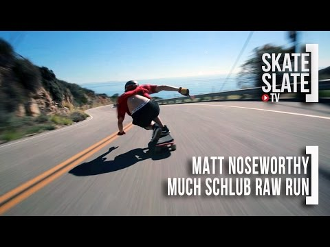 Matt Noseworthy - Raw Run - Skate[Slate].TV