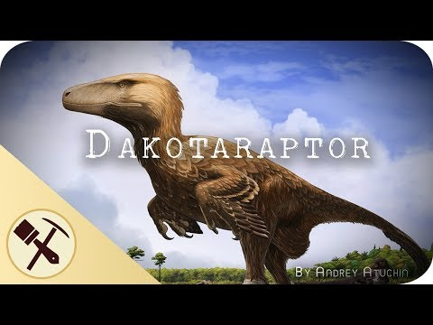 """Into the Past"" Ep 8 - Dakotaraptor"