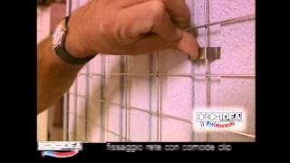 Linea Plus Laterizio - Montaggio del controtelaio per porte scorrevoli